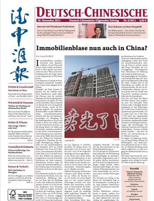 Ausgabe 6 - Dezember 2011