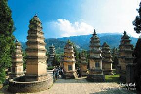 Pagodenwald des Shaolin