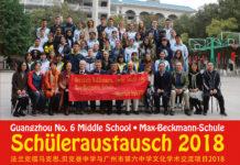 Schüleraustausch 2018