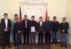 Das CIIPA(G)-Team mit regionalen Repräsentanten