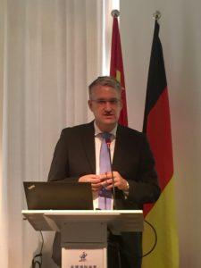 CEO Thomas Einsfelder dankt der CIIPA für enge Kooperation