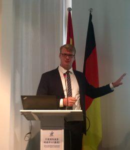 Mathias Obieglo (IMG) erinnert an die kulturelle und lanschaftliche Attraktivität Sachsen Anhalts