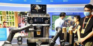 Kaffeeroboter