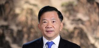 CMG-Intendant Shen Haixiong